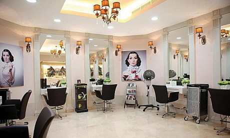 Promocja dla salonu fryzjerskiego