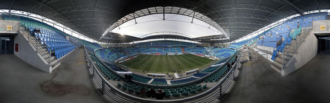 Wirtualny spacer po stadionie / stadion 360